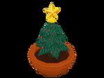 Christmas Tree by Tspuun