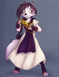 Fox's Cradle by Tspuun