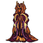 Zuggtmoy, Demon Queen of Fungi by Tspuun