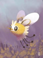 Cutiefly by fydraws