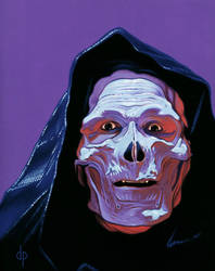 Skeletor by DwaynePinkney