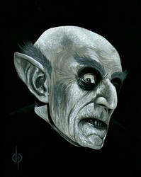 Nosferatu by DwaynePinkney