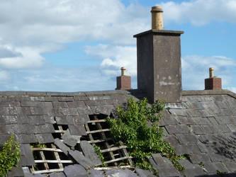 Roof by CorneliaMladen-stock