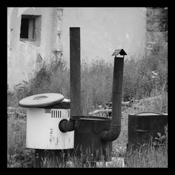 Rusty Stoves by pidalka