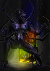 The Superior Venom By Alecyl by GIANT-EATER