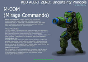 Mirage Commando by Harry-the-Fox