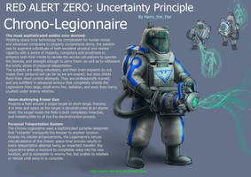 RA-Z, Chrono Legionnaire by Harry-the-Fox