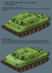 RM- Heavy Tank Enhanced by Harry-the-Fox