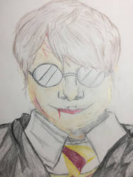 Harry Potter  by theartistcharm