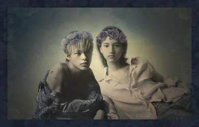 Vintage Love by De-sh