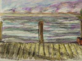 Honeymoon Seascape by floopyboo