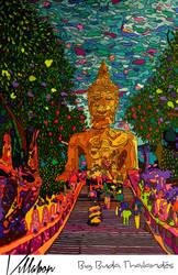 CARLOS VILLABON - BIG BUDA THAILANDES by carlosvillabon
