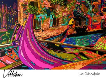 LA GONDOLA - CARLOS VILLABON by carlosvillabon