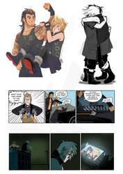More Final Fantasy XV (Spoilers) by weremagnus