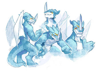 Xvees by weremagnus