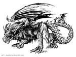 Of 2004 - The Weredragon by weremagnus
