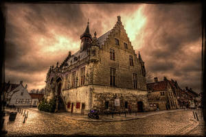Greetings from Damme IV by rhipster