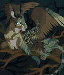 Hawk by SsilverBeeze