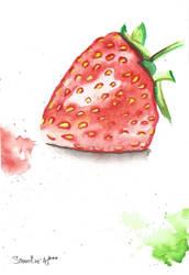 Strawberry by Evarsel