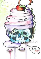 Monster Cake :3 by Evarsel