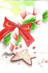 christmas sweet by Evarsel