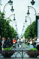 St.Petersburg by Evarsel
