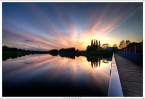 Beautiful Sky by tomdotcomm