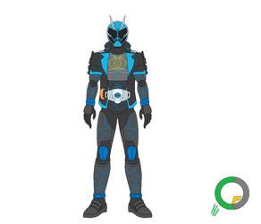 Kamen Rider Spectre Spectre Damashii by tokuheroes