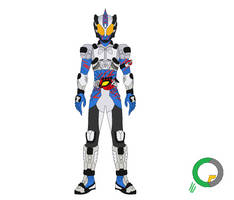 Kamen Rider Amazon Neo (UPDATED) by tokuheroes