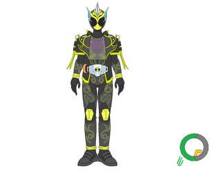 Kamen Rider Banshee Banshee Damashii by tokuheroes