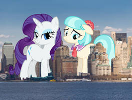 Rarity takes Manhattan, Take Two by TheOtterPony