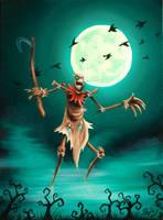 Fiddlesticks by Spikylein