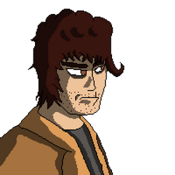 John Sprite Incomplete by CHOCO-D