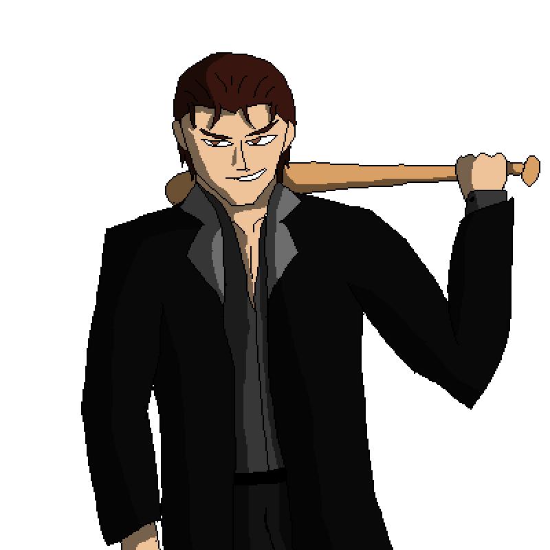 Mafia John AU by CHOCO-D