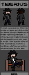 Tiberius Ref by CHOCO-D