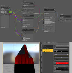 Double Sided Texture Daz Iray (Tutorial ...kinda) by soup-sammich