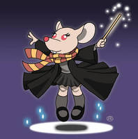 Mousey Potter by fabianfucci