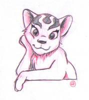 Cute cat by fabianfucci