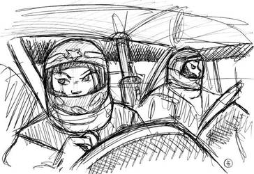 Cockpit by fabianfucci