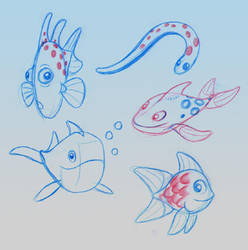 Fish by fabianfucci