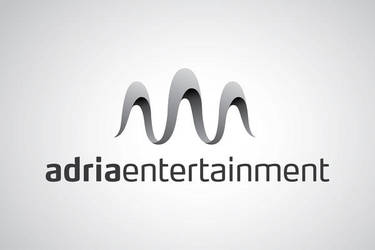 Adria Entertainment logotype by gogsy7