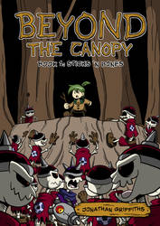 Beyond the Canopy Book 1 Cover by greliz