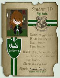 Hogwarts ID by imacrazytrekkie by Tunabella