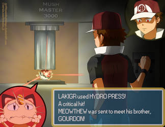 LAKIGR does not play around by KyuubifiedHokage