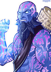 RYZE THE RUNE MAGE! by StretchNSin
