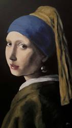 Vermeer by Zusacre