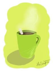 Tasse a cafe essai by LeScripte