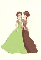 Les soeurs by LeScripte