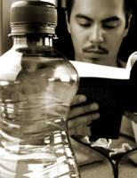 Reading. . . by KizUna-Cat