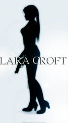 Lara Croft by Rockeeterl